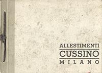 Catalogo allestimenti Cussino