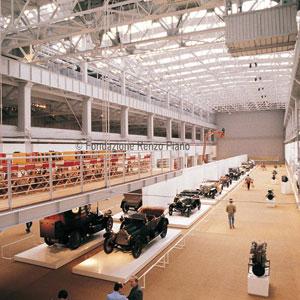 Automobile. Produzione e design a Milano