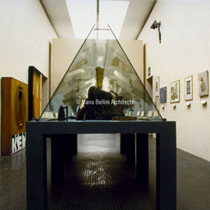 """Mario Bellini, mostra """"Progetto domestico"""", 1986"""