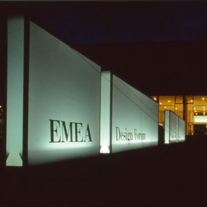 Emea Design Forum Exhibition, IBM